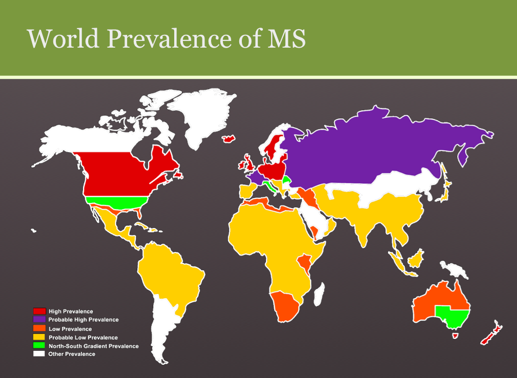 multiple sclerosis in the female population essay Untreated parasitic worm infections in humans have been linked to less exacerbation from multiple sclerosis and lower rates of allergies and asthma the causal mechanism might be either general immune system suppression leading to fewer inappropriate immune responses (for instance, allergies, where the immune system reacts to.